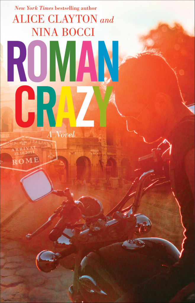 Review | Roman Crazy (Broads Abroad #1) by Alice Clayton and Nina Bocci