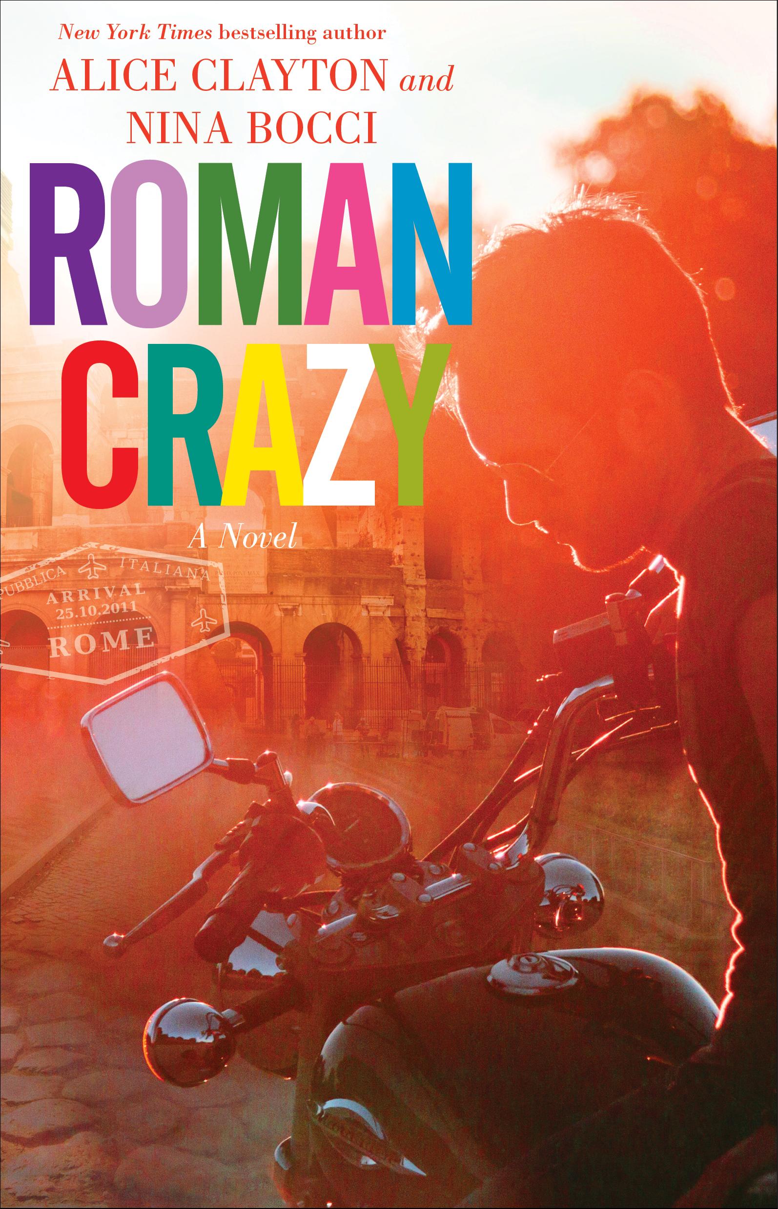 Roman Crazy by Nina Bocci