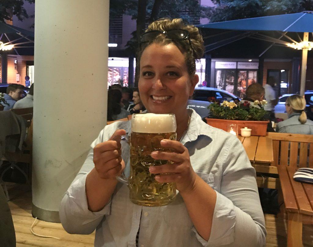 Berlin Beer is YUMMY