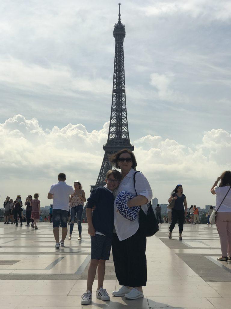 Nonnie & Jack in Paris