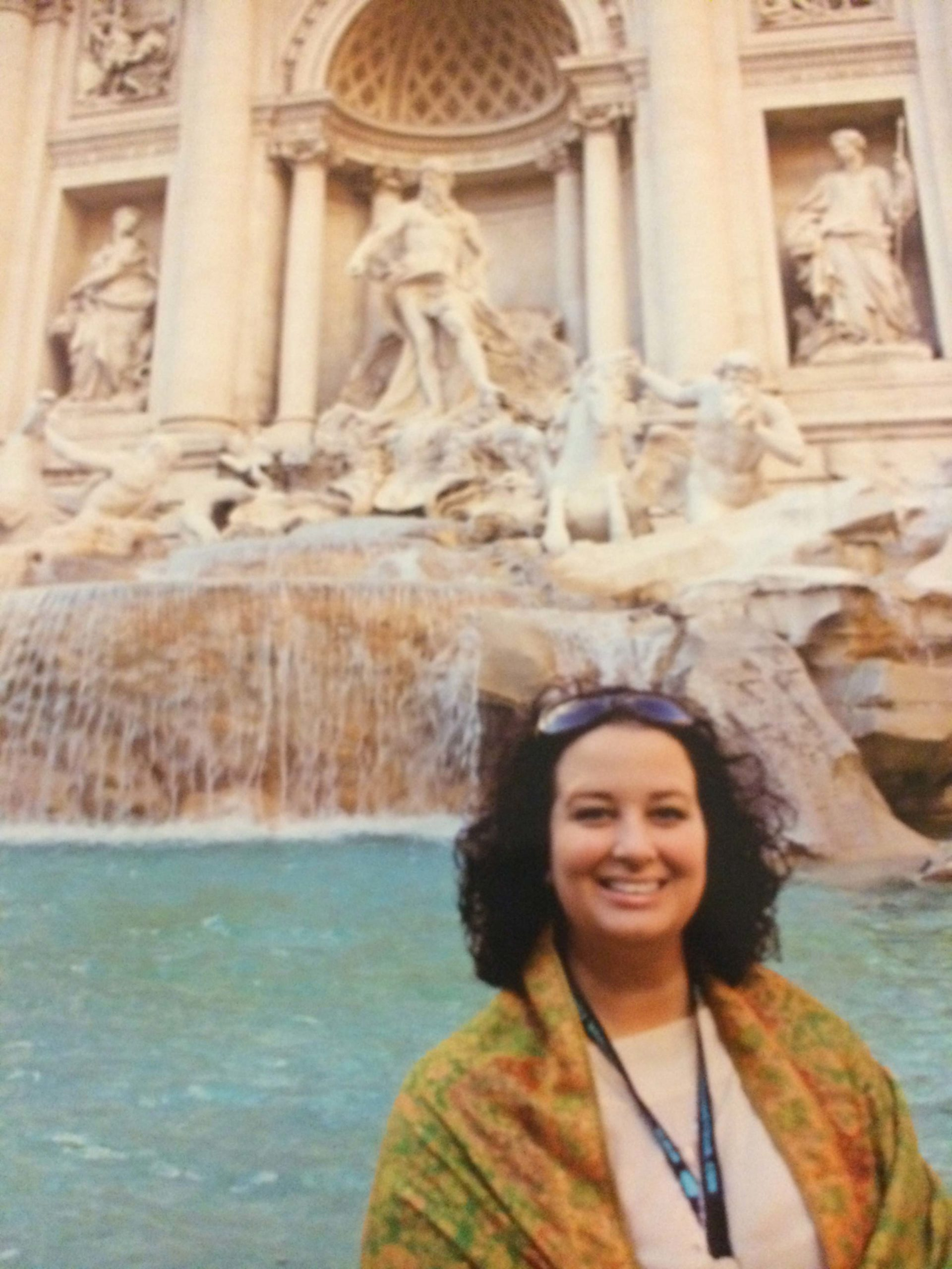 I made too many wishes in the Trevi