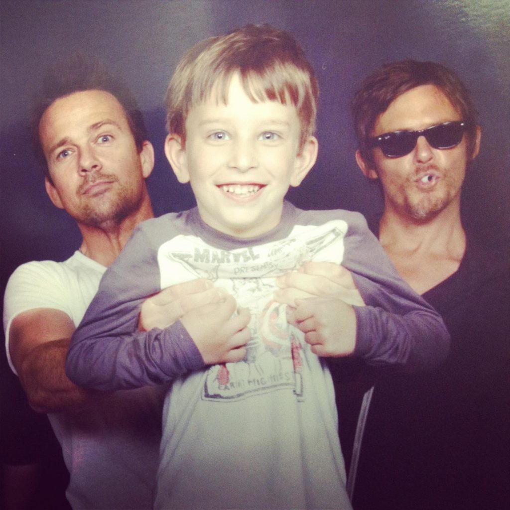 Jack with The Boondock Saints